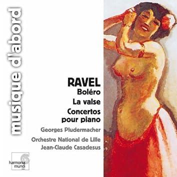 Ravel: Boléro & Piano Concertos