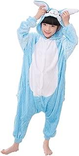 Kids Rabbit Onesie Pajamas Bunny Costume Cosplay for Boys Girls Child