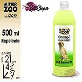 CHAMPU PARA PERROS REPELENTE 500ML