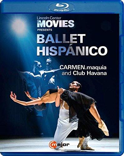 CARMEN.maquia and Club Havana [Blu-ray]