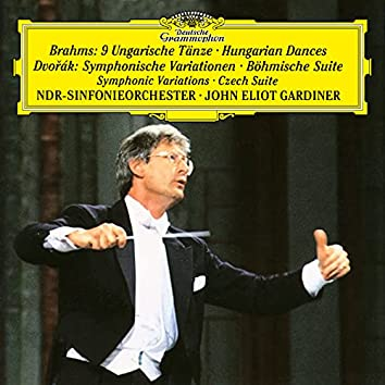 Dvorák: Symphonic Variations, Op. 78, Czech Suite, Op. 39; Brahms: Hungarian Dances