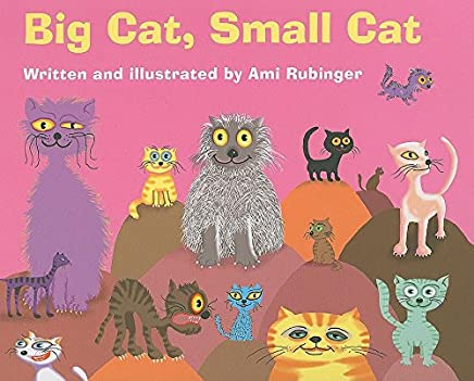 Big Cat, Small Cat (English Edition)