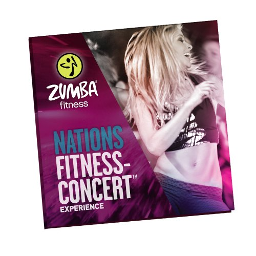 Zumba Fitness Exhilarate Nations Fitness-Concert DVD