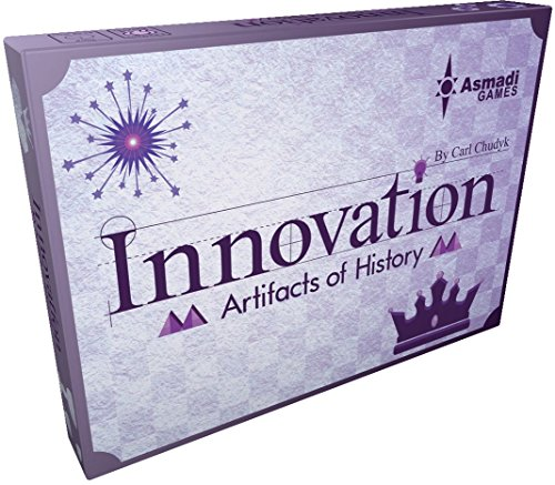Asmadi Games Innovation: Artifacts of History Third Edition