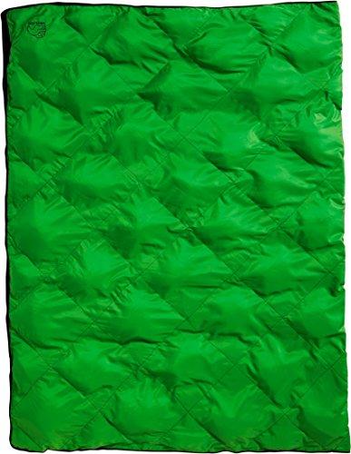 Nordisk Ekeblad Blanket Leisure slaapzak, groen, One