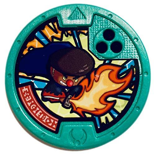 Yo-Kai Watch Model Zero Yo-Motion Series 1 Medal Flamurice