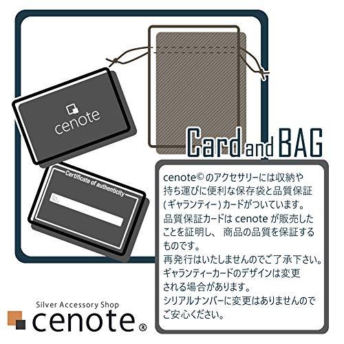 『[cenote]ストーン ローズ ピアス ガーネット【シルバーアクセサリー】e0516ga』の5枚目の画像