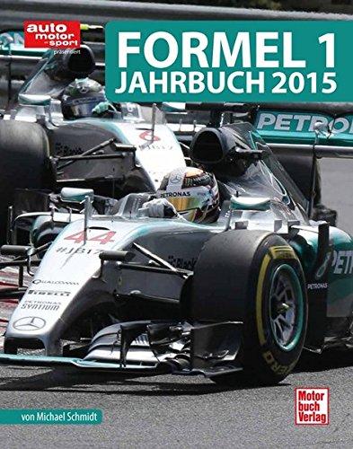 Formel 1 Jahrbuch 2015