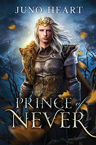 Prince of Never: A Fae Romance (Black Blood Fae)