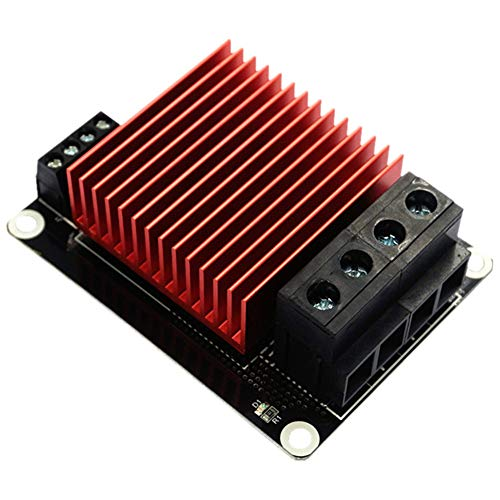 Mogzank 3D Printer Parts Heating Bed/Extruder Heating Controller Mks Mos Module 30A
