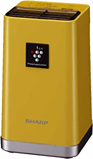 SHARP プラズマクラスターイオン発生機 1畳タイプ イエロー系 IG-B20-Y