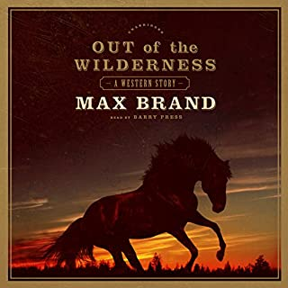 Out of the Wilderness cover art