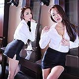 les nouveaux employés professionnels uniforme uniforme des sous - vêtements sexy costume secrétaire