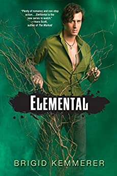 Elemental by [Brigid Kemmerer]
