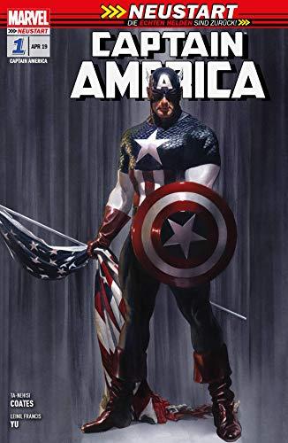 Captain America - Neustart: Bd. 1: Neuanfang