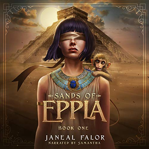 Sands of Eppla: Book One audiobook cover art