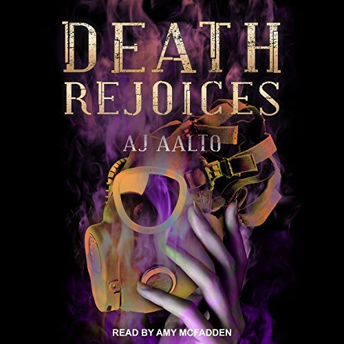 Death Rejoices audiobook cover art