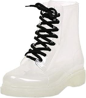 HOESCZS Boots Martin Boots Fashion Autumn Student Fashion Wild Boots Winter New Single Boots Autumn Boots Women