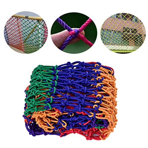 New LYRFHW Safety Netting Climbing Nets for Kids Rope Nets,Balcony Banister Stairs Multi-Functiona...