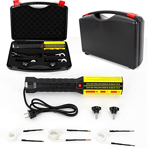 1000W Mini Ductor Magnetic Induction Heater Magnetisch Induktions Heizung Kit Magnetisches Induktionsheizer Tragbares Hand-induktionsheizgerät Flammenloses Induktionsheizgerät