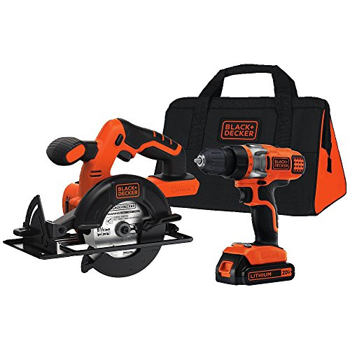 My Top Pick: BLACK+DECKER 20V MAX Cordless Drill Combo Kit
