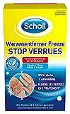 Scholl Stop verrues Freeze Pieds/Mains Traitement par Cryothérapie avec Applicateurs...