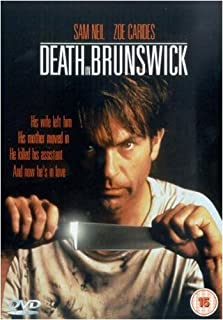 Death in Brunswick [NON-USA FORMAT, PAL, Reg.2 Import - Great Britain]
