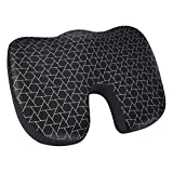 Amazon Basics Memory Foam Seat Cushion - Triangle, U-Shape