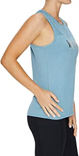 Rockwear Activewear Women's Tropicana Front Print Tank Seafoam 6 from Size 4-18 for Singlets Tops