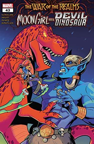 Moon Girl and Devil Dinosaur (2015-2019) #43 (English Edition)