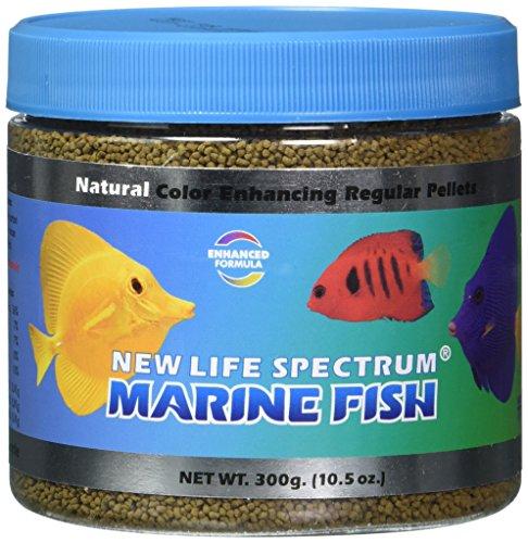 New Life Spectrum Marine Fish Food