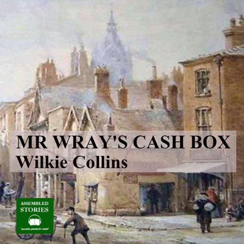 Mr Wray's Cash Box audiobook cover art