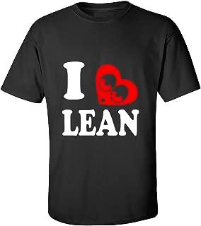 Best i love lean shirt Reviews