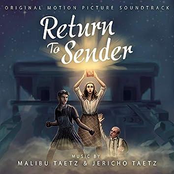 Return To Sender (Original Motion Picture Soundtrack)