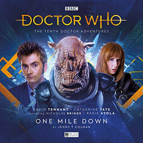 The Tenth Doctor Adventures Volume Three: One Mile Down