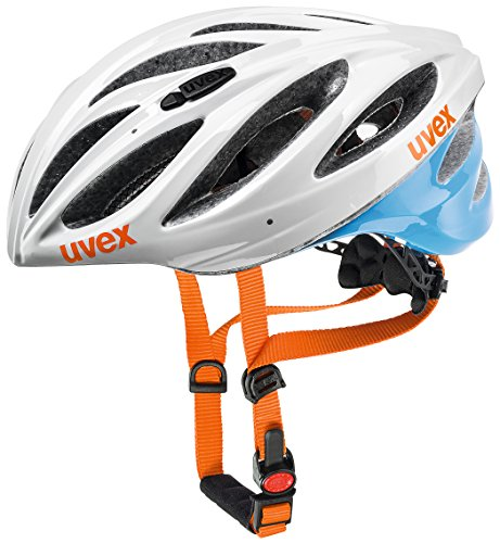 uvex Unisex– Erwachsene, boss race Fahrradhelm