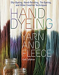 Hand Dyeing Yarn & Fleece Book