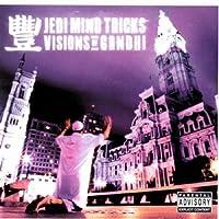 Visions of Gandhi by JEDI MIND TRICKS (2003-08-26)