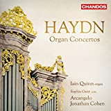 Haydn: Orgelkonzerte Hob. XVIII: 1, 2 & 6 - Iain Quinn (Orgel)