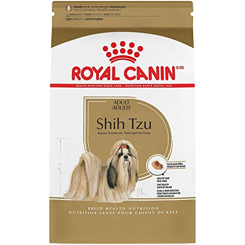 Royal Canin Comida para Perros Shih Tzu 24 Dry Mix 7,5 kg