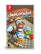 You and your fellow chefs must prepare a variety of orders before the customers storm out. There isn't mushroom for error and the steaks are high in these kitchens! On the Nintendo Switch, you can now experience the crazy couch co-operative action of...
