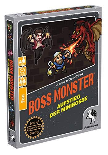 Pegasus Spiele 17563G - Boss Monster Aufstieg der Minibosse