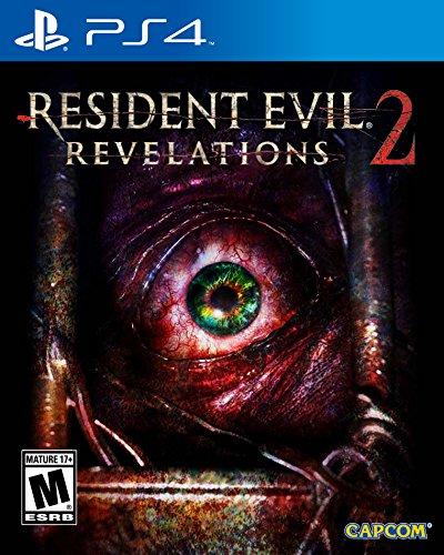 CAPCOM 56021 Resident Evil 2 - Revelations - Playstation 4