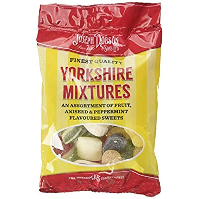joseph dobson & sons yorkshire mixture sweets, 200 g Joseph Dobson & Sons Yorkshire Mixture Sweets, 200g 51GzlD468EL