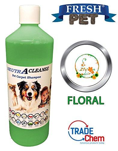Trade Chemicals - Champú para mascotas, diseño de neutras en inglés
