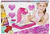 SAMBRO- Princesas Disney Proyector Portátil Infantil, Color Rosa (DSP13-Y17-4538)