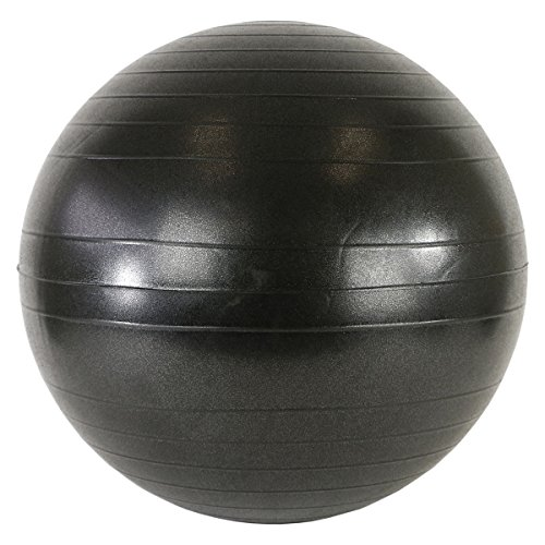 Cando - 30-1798 Ball Chair - Accessory - Replace Ball, Adult-Size - 52cm - Black