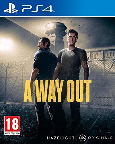 A Way Out - PlayStation 4 [Importación inglesa]
