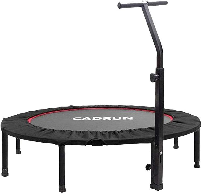 QZ Trampolino Fitness Trampolino Indoor uomoiglia Regolabile Bambini Adulti Esercizio Trampolino (Coloree   T1, Dimensione   40 Inches)