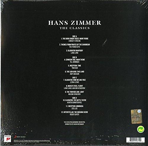 Hans Zimmer – The Classics [Vinyl LP] - 2